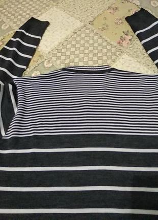 Отличный легкий пуловер, джемпер 50/шерсть5 фото