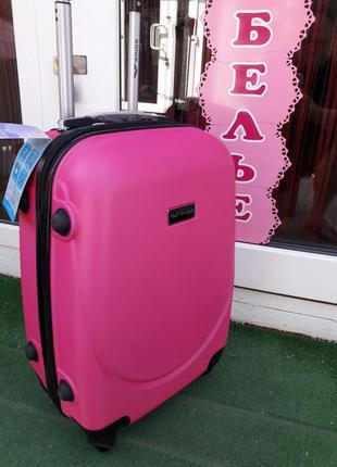 f0e5cbc871f5 ... доставка1  🔥супер цена! средний чемодан пластиковый середня валіза  пластикова польша доставка2 ...