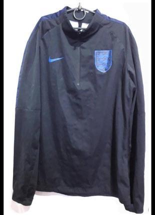 Курточка дождевик футбольная nike shield.