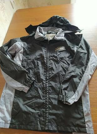 Дощовик вітровка куртка