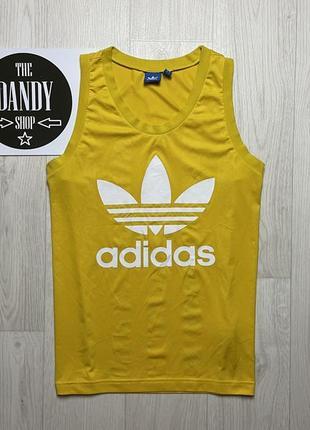 Майка adidas big logo, размер m-l