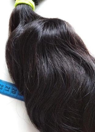 Срез волос натуральный