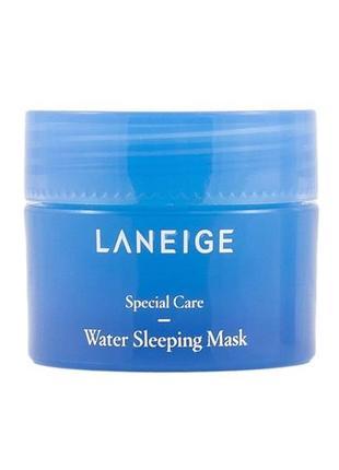 Ночная маска laneige water sleeping mask 15 мл