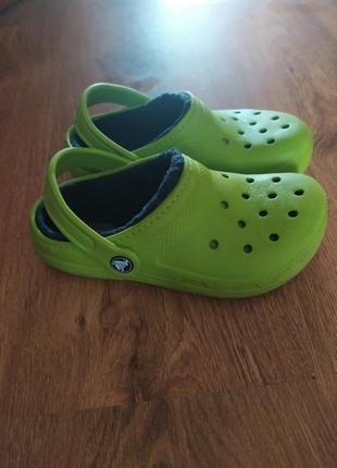 Крокси, crocs оригінал j1