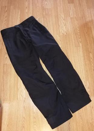 1+1=3 спортивные штаны лыжные болоневые не промокаемые не продуваемые