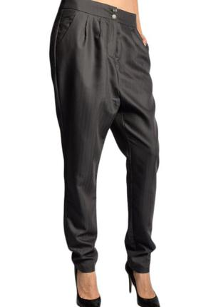 Штаны серые брюки, saint tropez, м