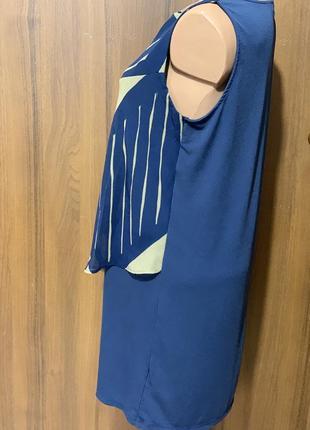 Стильное платье свободного кроя2 фото