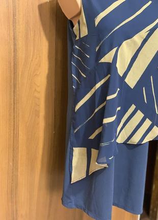 Стильное платье свободного кроя3 фото