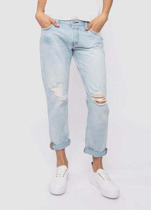 Продам крутые джинсы бойфренды levis 501 ct оригинал левайс levi's