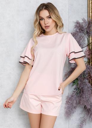 Блуза в расцветках,  есть размеры6 фото