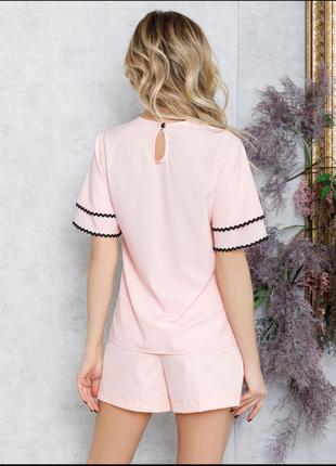 Блуза в расцветках,  есть размеры7 фото