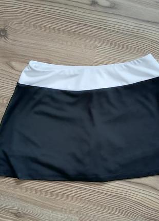 Спортивная юбка-шортики