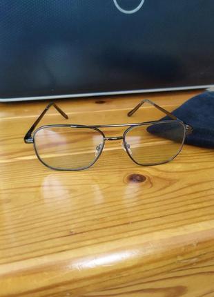 Прозрачные очки прозрачные компьютерные очки компьютерные