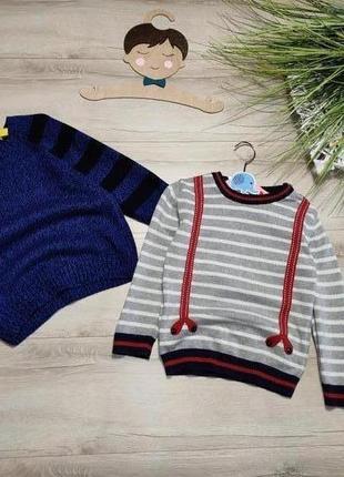 2-4 года комплект из 2 свитеров gymboree3 фото