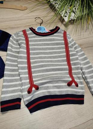 2-4 года комплект из 2 свитеров gymboree5 фото