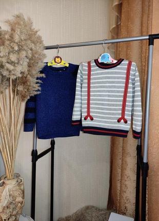 2-4 года комплект из 2 свитеров gymboree7 фото