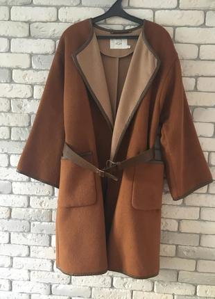 Шикарное пальто bgn