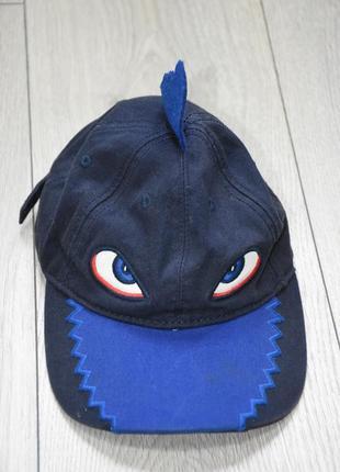 Детская хлопковая кепка бейсболка fat face оригинал 100% cotton