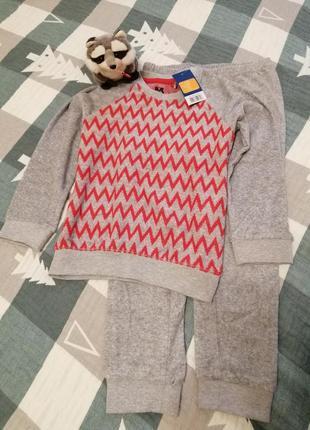 Комплект для дома, сада, пижама