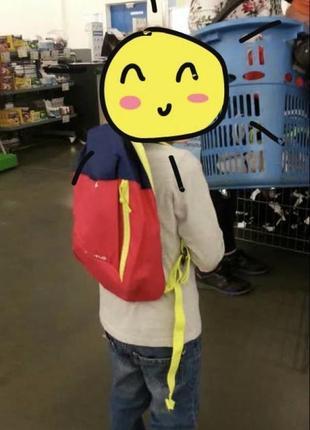 Quechua детский спортивный рюкзак arpenaz kid