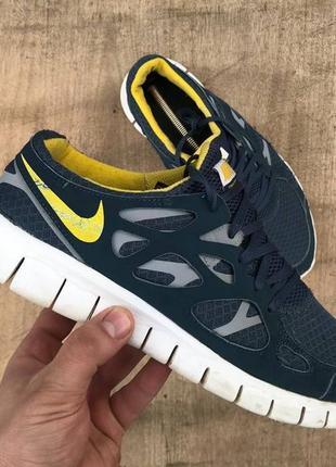 Бігові кросівки nike free run 2