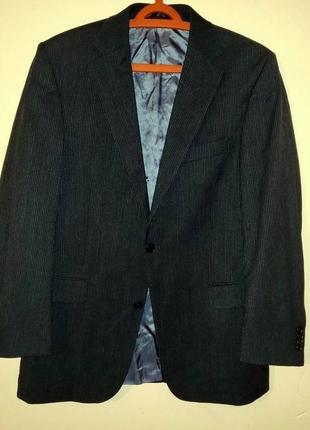 Мужской классический пиджак бренд morgan