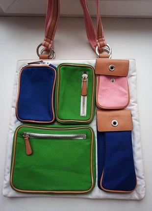 Tosca blu  дизайнерская сумка