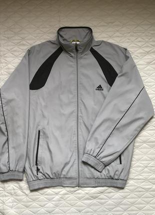 Спортивка, олимпийка adidas, размер l-xl