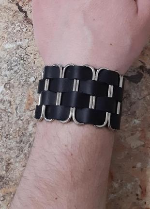Плетеные браслеты