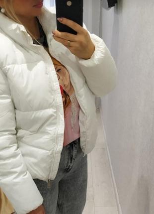 Куртка дутая демисезонная