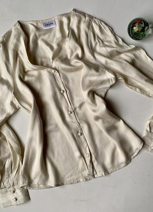 Розкішна бежева блуза vero moda!