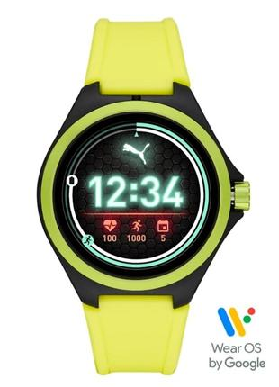 Puma android wear smart watch