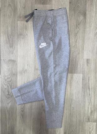 Оригинальные, спортивные штаны, джоггеры nike 13-15 лет