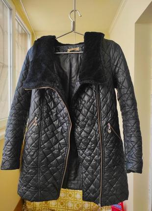 Демисезонная куртка (плащ)