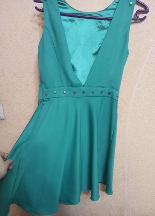 Платье сукня сарафан клеш трапеция