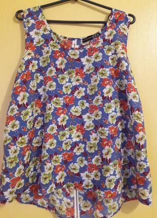 Легкая маечка блуза