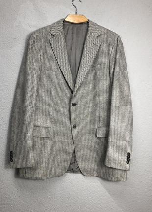 Піджак чоловічий z zegna 52 пиджак мужской