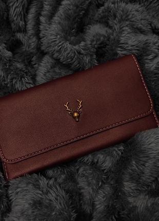 Клатч гаманець