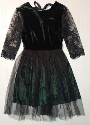 Плаття з мереживом