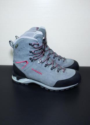 Оригинал  lowa predazzo gtx  женские треккинговые ботинки горные