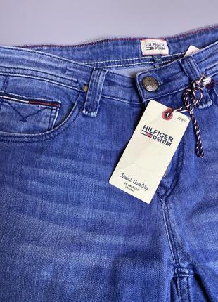 Джинсы синие tommy hilfiger оригинал размер 31