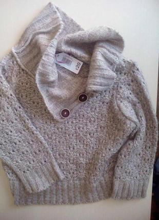 Прекрасный свитерок snow beauty