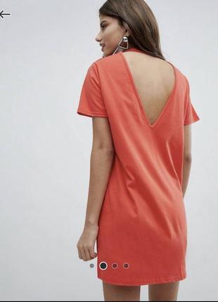 Платье-футболка с asos