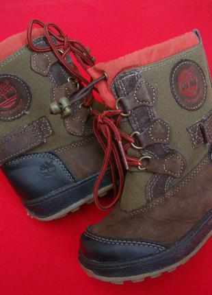 Сапоги ботинки timberland оригинал 25 размер