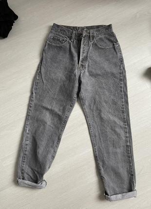 Серые джинсы big star