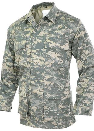 Полевая куртка mil-tec bdu ucp (at-digital)