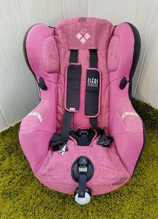 Автокресло bebe confort iseos isofix 9-18 кг с изофиксом