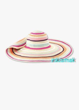 Шляпа с широкими полями c&a германия