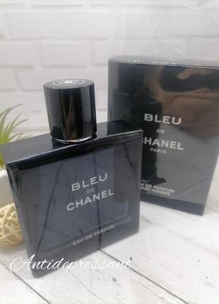Hit♥️chanel bleu de chanel♥️eau de parfum♥️парфюмированная вода