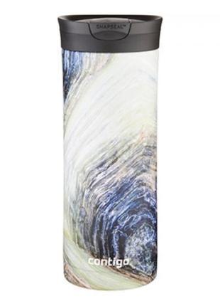 Термокружка термос contigo huron couture collection 591 ml